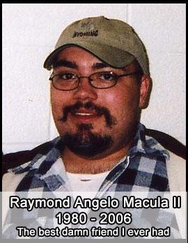 Ray Macula