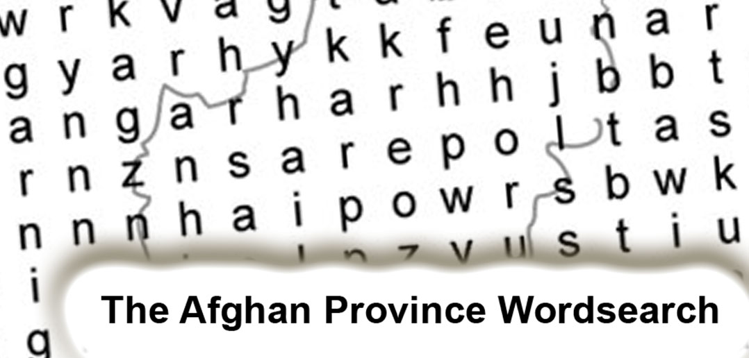 afghan-province-wordsearch