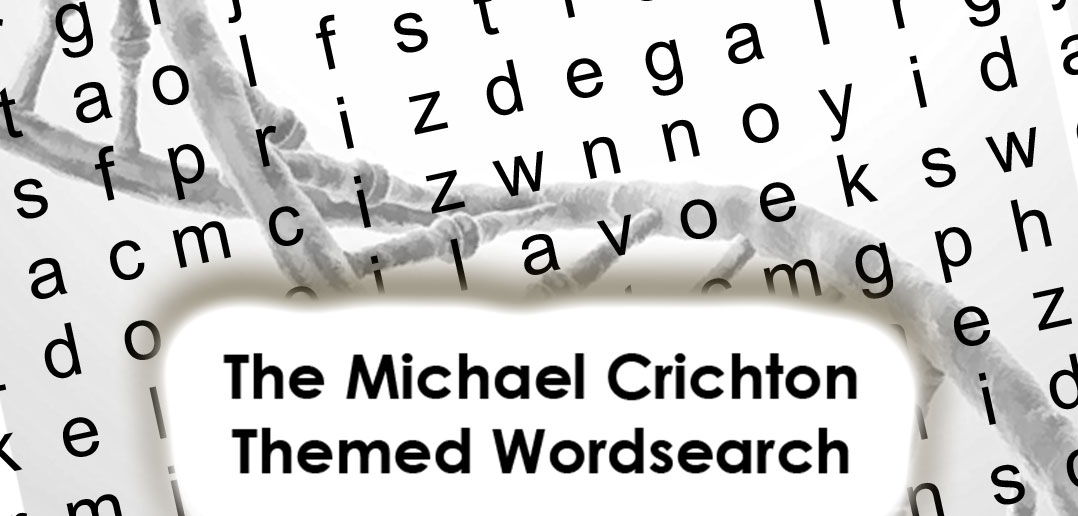 michael-crichton-themed-wordsearch-featimg