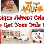 12 Unique Advent Calendars To Get Your Yule On