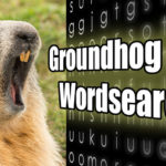 Groundhog Day Wordsearch