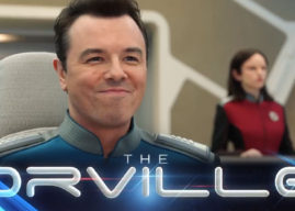 The Orville  - aka What Seth MacFarlane Has Been Training For