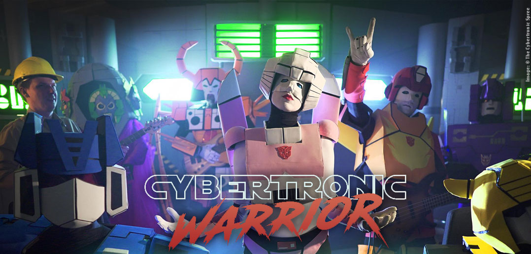 cybertronicspree-warrior