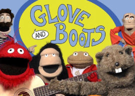 You Need to be Watching Glove and Boots! Like Now!
