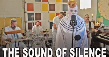 Puddles Pity Part the Sound of Silence Cover Image