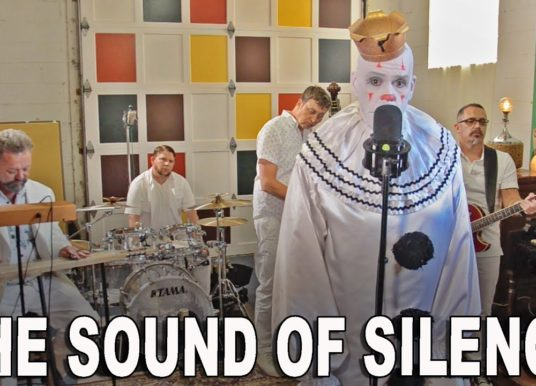 Puddles Pity Party Covers the Sound of Silence