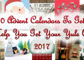 10 Advent Calendars To Help Get Your Yule On - 2017