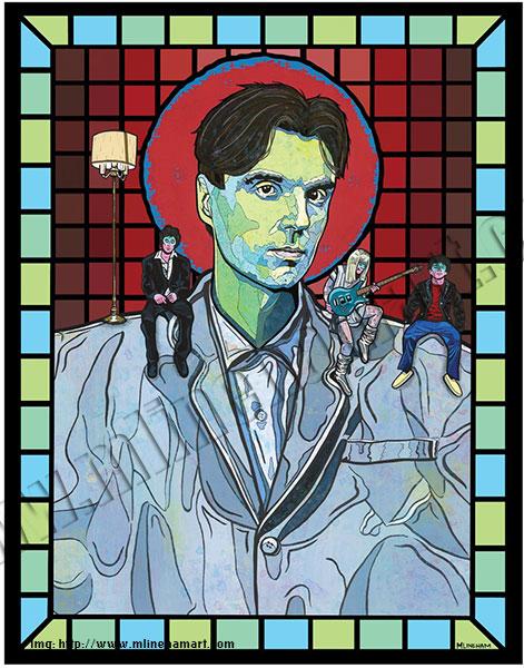 St. David Byrne