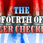 Post 4th of July Finger Checklist