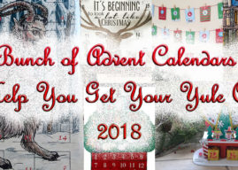 A Bunch of Advent Calendars To Help Get Your Yule On - 2018