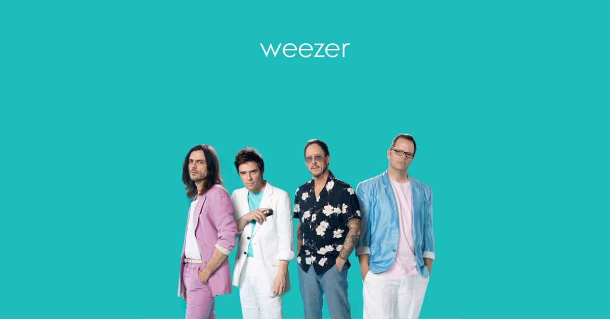 Weezer_TealAlbumImg