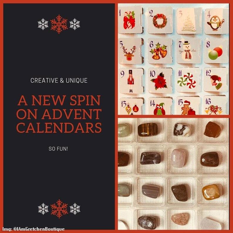 IAmGretchenBoutique's Advent Calendar