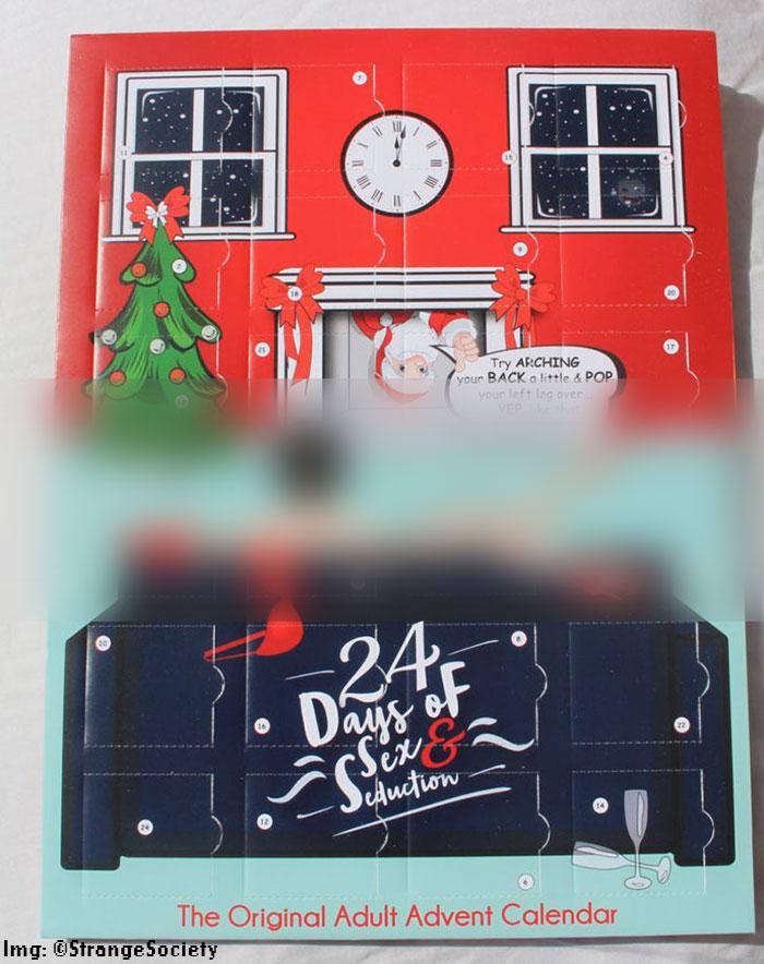 StrangeSociety's Advent Calendar